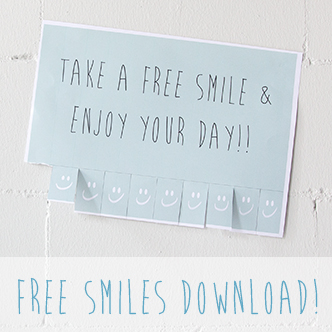 FREE SMILES FOR EVERYBODY!