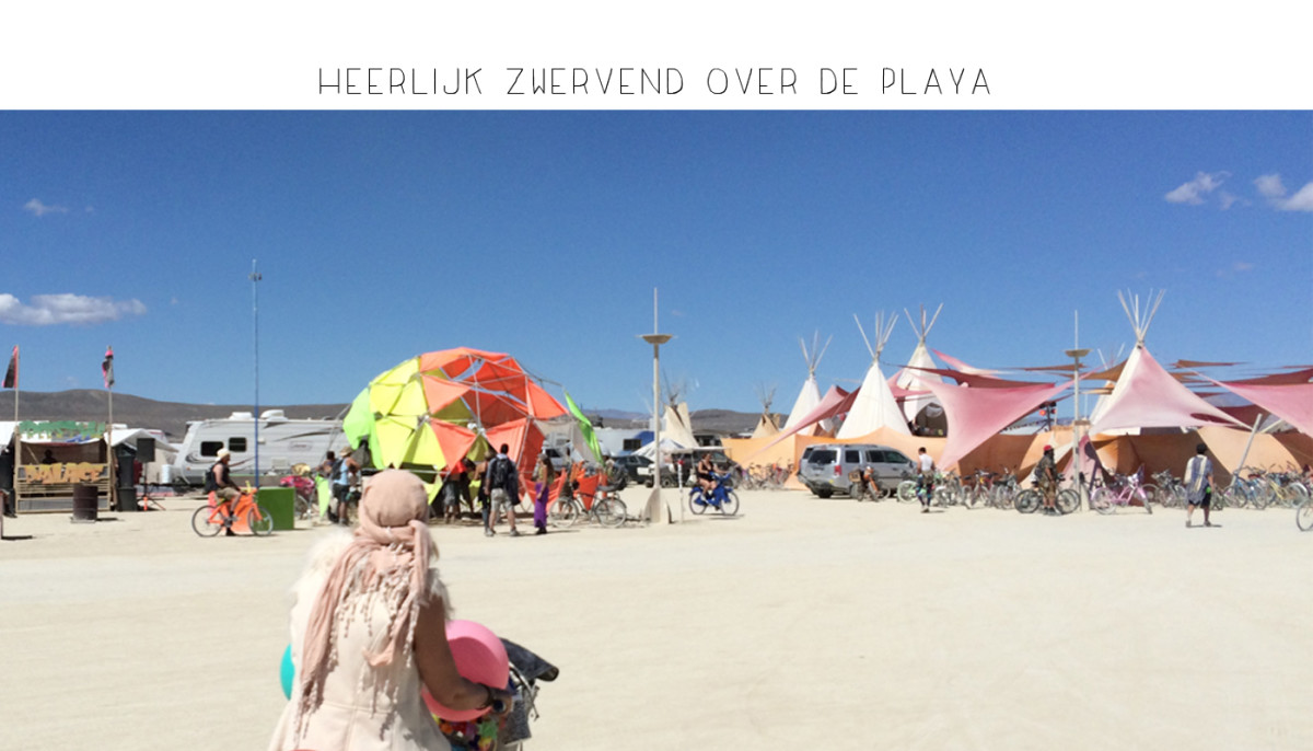 18 zwervend over de playa